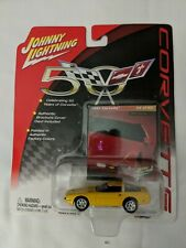 Johnny Lightning 50 Years Of Corvette 1991 Corvette (K)