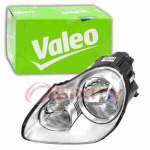 Valeo Left Headlight Assembly for 2003-2006 Porsche Cayenne Electrical xp