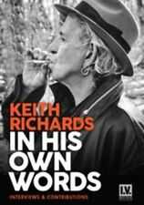 In His Own Words [Documentary] by Keith Richards (DVD, Oct-2015, I.V. Media)