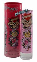 Ed Hardy By Christian Audigier 1.7oz/50ml Edp Spray For Women New In Box