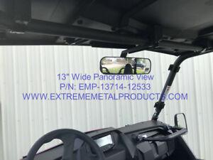 Yamaha Wolverine X-2 Panoramic Rear View Mirror (p/n: 13714-12533)
