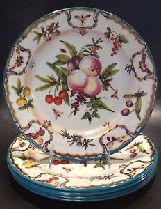 "Set 13 Metropolitan Museum of Art Duke of Gloucester 10"" Tin Plates England MMA"