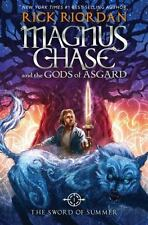 The Sword of Summer Magnus Chase Series Book 1 by Rick Riordan Hardcover DJ One