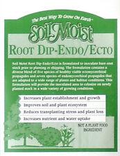 12oz Jar Soil Moist Mycorrhizal Root Dip Mix Endo Ecto Treats 1200 Seedlings