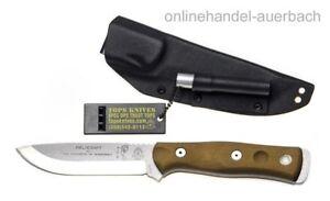 TOPS KNIVES B.O.B. Fieldcraft  Messer  Outdoor  Survival
