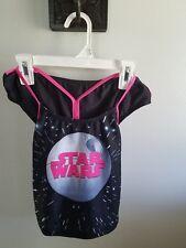 Disney Store Star Wars Rash Guard Swimsuit Bathing Set Two Piece Girls 10/12 L