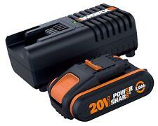 WORX WA3601 Powershare™ 20V 2.0Ah MAX Lithium-ion Battery & Charger Kit