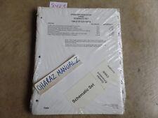 CASE CX800 Crawler Excavator Schematic Set Manual  9-40810