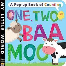 One Two, Baa Moo (My Little World) by Jonathan Litton