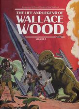 LIFE & LEGEND OF WALLACE WOOD VOL #1 HARDCOVER Art Biography Fantagraphics HC