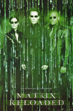 POSTERS:MOVIE REPRO: THE MATRIX  RELOADED  - FREE SHIPPING ! #2710   RC52 M
