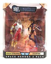 DC Universe Classics Exclusive Action Figure 2-Pack Adam Strange + Starfire NEW