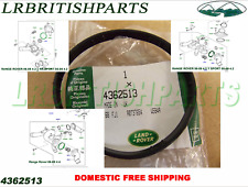 GENUINE LAND ROVER THERMOSTAT GASKET RANGE ROVER LR3 RANGE R. SPORT NEW 4362513