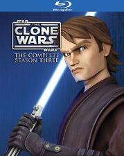 Star Wars-The Clone Wars-Season 3 (Complete Blu-Ray)