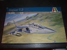 ITALERI JAGUAR T.2 PLASTIC MODEL 1/72