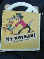 RARE RUSSIAN NU POGODI №2. 8MM KIDS CARTOON USSR BOX RUSSIA FILM MOSCOW