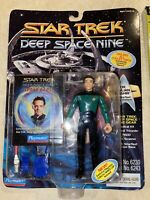 1993 Star Trek Deep Space Nine Dr. Julian Bashir Playmates Action Figure New