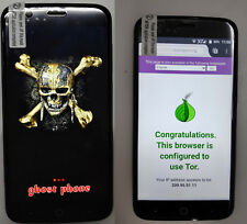 Cryptophone Burner Ghost phone phone FREE NO android account