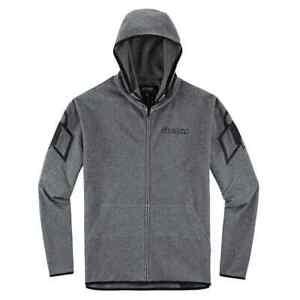 Icon Motorsports Stamptup Mens Sweatshirts Jackets Pullover Fleece Hoodies