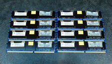 Nanya 32GB 8x4GB 2Rx4 PC2-5300F DDR2-667MHz ECC Reg Server Memory    (3a00)