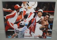 Sugar Ray Leonard signed 11 x 14 Photo - Tristar Authenticated - Boxing Legend