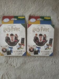 Carte Harry potter marque panini
