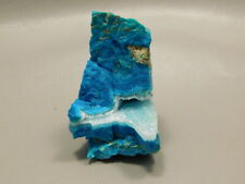 Drusy Chrysocolla Natural Mineral Specimen Druzy Druse Arizona #15
