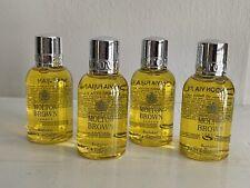 Molton Brown Bushukan Bath and Shower Gel 1.7 * 4 (6.8 oz total) - NWOB