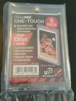 Ultra PRO ONE-TOUCH Magnetic Trading Card Holder - Pack of 5