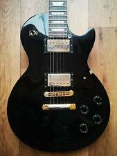 Gibson Les Paul Studio USA 1995 Guitar Black, gold hardware with Gibson gigbag