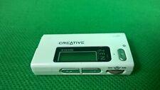 Creative Nano Plus 512Mb White Mp3 Player