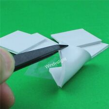 HQ 5pcs 30x30x2mm Laptop CPU VGA IC Silicone HeatSink Thermal Compound Paste Pad