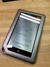 Barnes & Noble Nook 8GB Gray eBook eReader Tablet BNTV250A