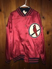 Mitchell & Ness St. Louis Cardinals 1946 World Series Stan Musial Jacket 56