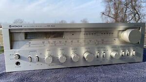 Hitachi SR-604 Stereo Receiver