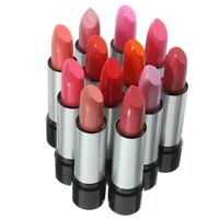12 Colors Lipsticks Glossy Sets Fashion Women Beauty Makeup P8F6