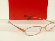 Originale Brille HUGO - HUGO BOSS Metallbrille HG 15612 OR 52
