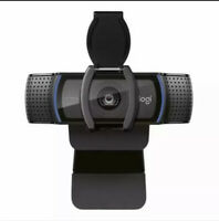 Logitech 960-001251 C920s Pro HD 1080p Webcam with Privacy Shutter IN HAND