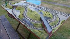 N GAUGE TABLE TOP LAYOUT 5FTx2.5FT ANALOGUE OR DCC MADE TO ORDER