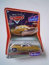 CARS Disney pixar cars Tex Dinoco mattel serie supercharged scala 1:55 maclama