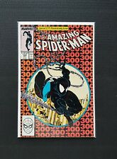 Amazing Spider-Man #300 NM High Grade 1st Venom Todd McFarlane (1988, Marvel)