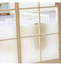Fensterfolie selbstklebend Sichtschutzfolie Milchglasfolie Dekofolie 100x100cm