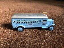 Hallmark Kiddie Car 1932 Keystone Coast-To-Coast Bus Limited Edition.