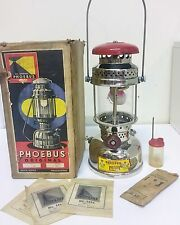 Phoebus 635 kerosene lantern / Petroleumlampe / Benzinvergaserlampe
