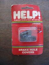 NOS Help Parts #29000 Brake Adjusting Hole Covers - Brake Hole Covers - Set of 4