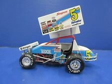 1993 Mark Kinser Racing Action Platinum Series Sprint Car #5M  1/24th scale