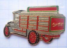 COCA-COLA /  OLDTIMER TRUCK ............... Auto Pin (123b)