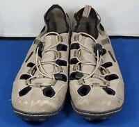 NUNN BUSH Fisherman Close Toe Comfort Sports Sandals Shoes Men's Sz 9.5 Hiking