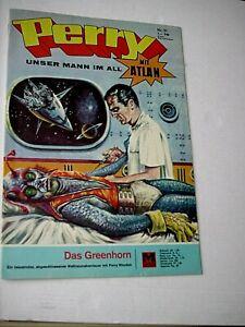 PERRY, unser Mann im All  Nr. 31 - Das Greenhorn  (Moewig 1968-75)