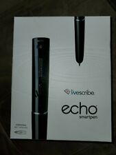 Livescribe APX-00008 - 2GB Echo smartpen Black (Open Box)